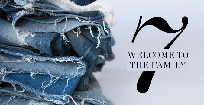 7 For All Mankind - Welcome To The Family
