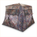 Guide Gear Camo Flare Out 5-Hub Ground Hunting Blind