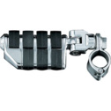 Kuryakyn Dually ISO-Pegs With Clevis and Quick Clamp