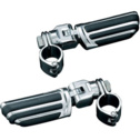 Kuryakyn Pilot Footpegs With Clevis and 1 1/4' Diameter Quick Clamps
