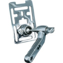 Kuryakyn Premium XL Chrome Clutch/Brake Perch Accessory Mount