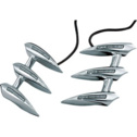Kuryakyn Lighted Fork Tower Accents For Honda Goldwing