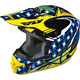 Fly Racing Kinetic Flash Helmet