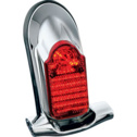 Kuryakyn Slimline Low-Pro Tombstone Taillight For Yamaha and Kawasaki