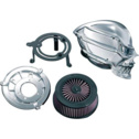 Kuryakyn Skull Air Cleaner