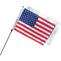 Kuryakyn Antenna Mount Flag