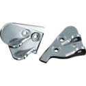 Kuryakyn Chrome Driver Footpeg Mount For Honda Goldwing
