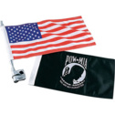 Kuryakyn Vertical Mount Flags