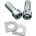 Kuryakyn Replacement Clevis Screws With D-Washers