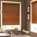 2' Fauxwood Economy Blinds