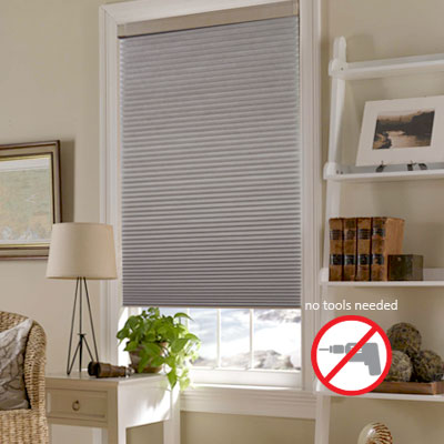 InstaFit Cordless Honeycomb Shades QuickDemo