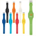 Square Unisex Touch-Activated Sports Watch - Personalization Available