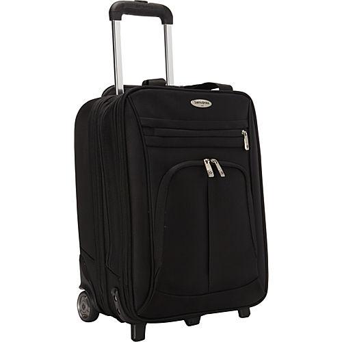 Samsonite Elite Spinner Amp Laptop Boarding Bag Set