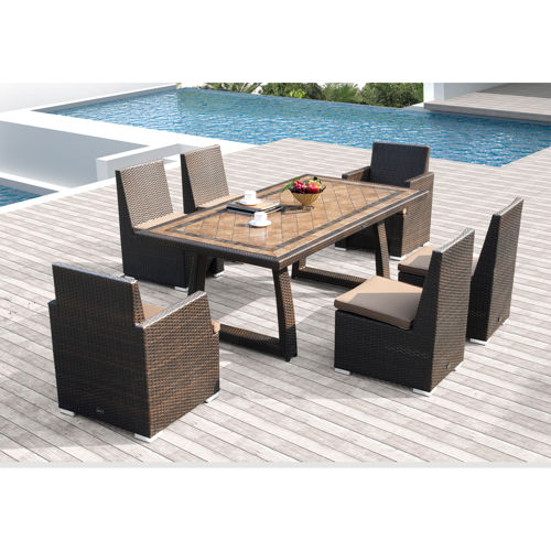 Niko_dining_set.mp4 » Sirio™   Patio Furniture   DS 002 » Welcome To Costco  Wholesale