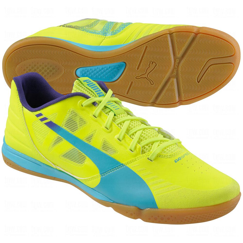 puma evospeed indoor shoes