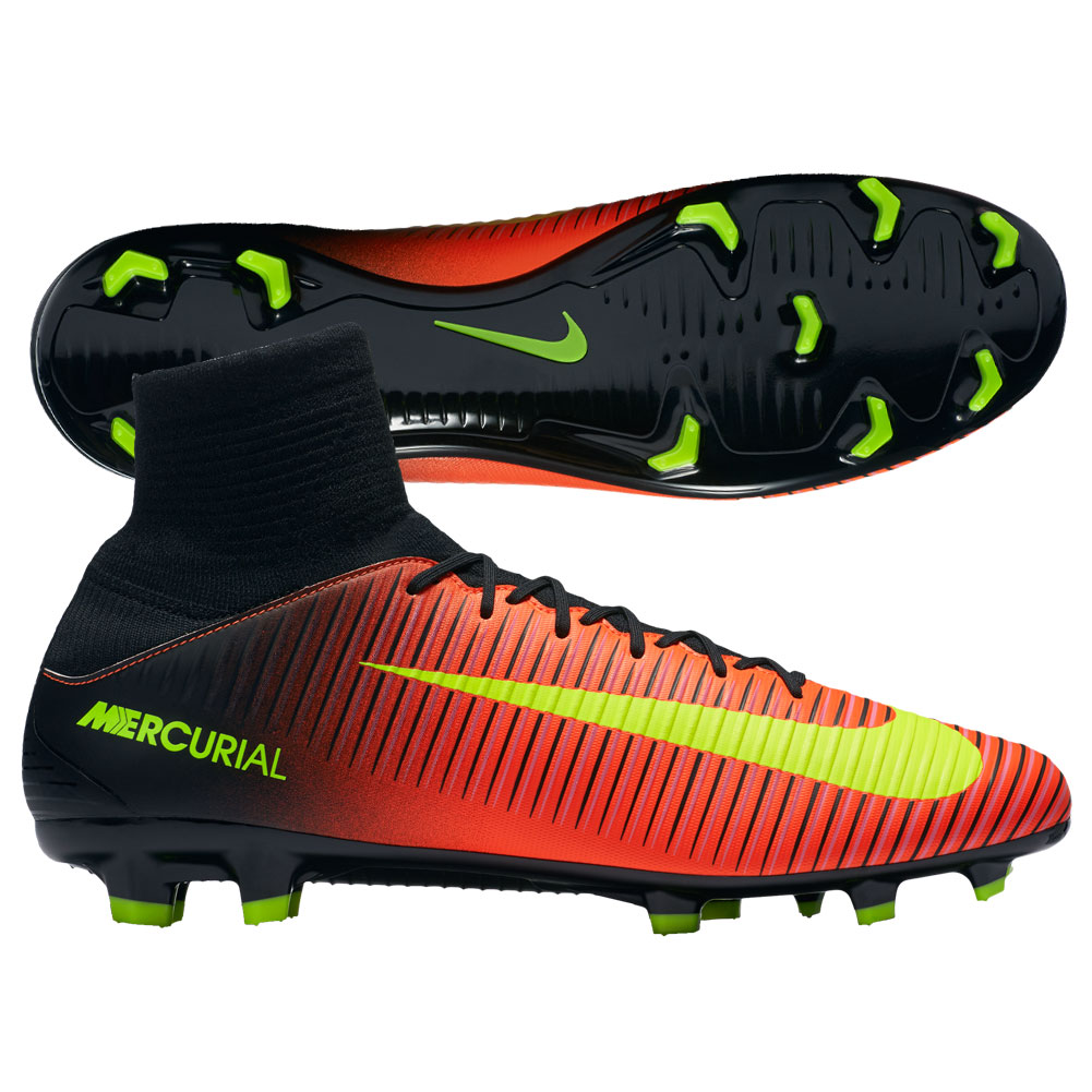 Nice Nike Soccer Shoes