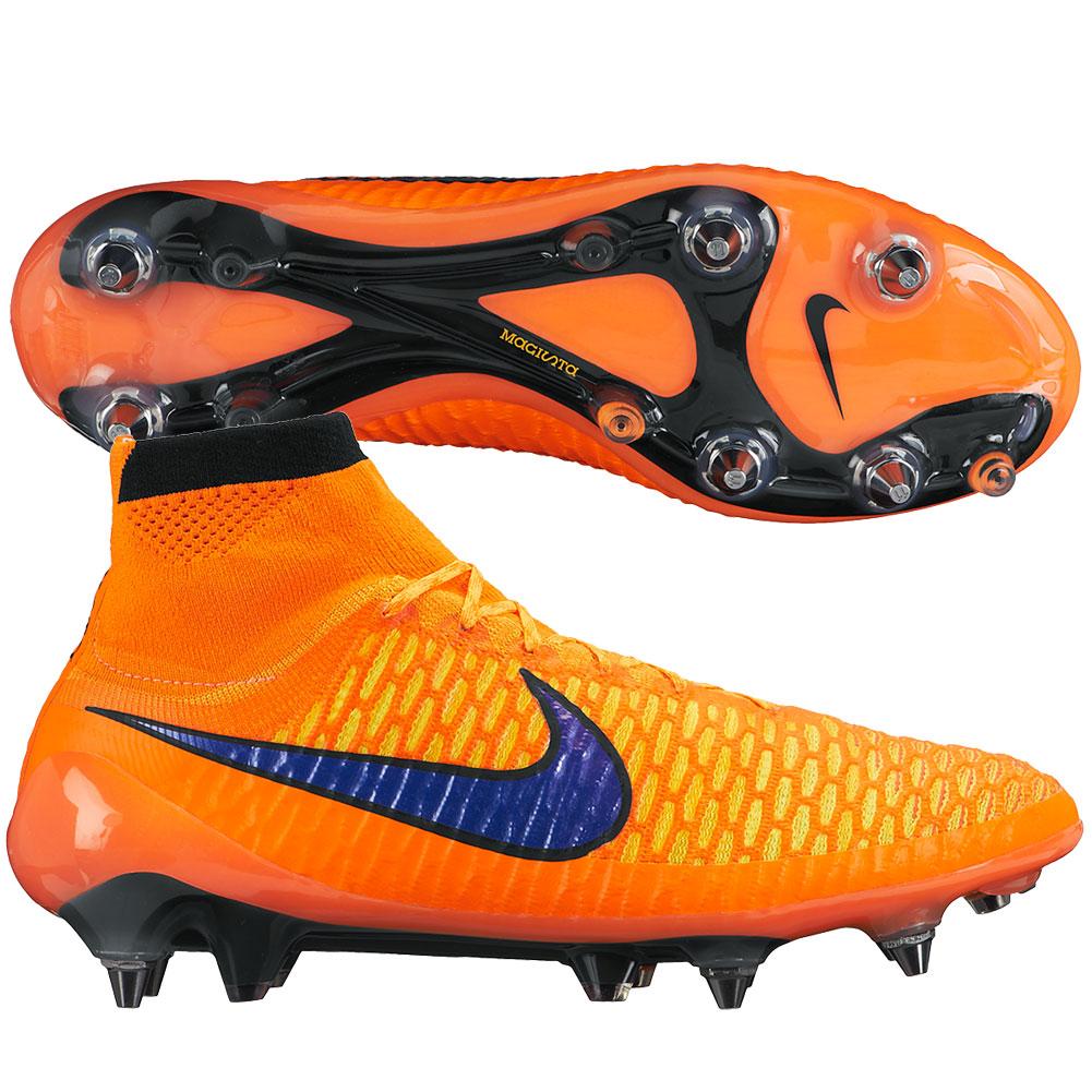 NIKE Mens Magista Obra SG-PRO Soft Ground Soccer Cleats ...