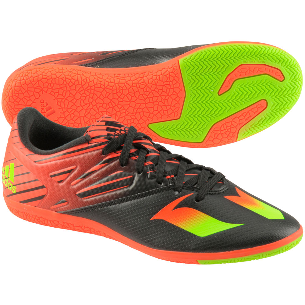 Adidas Youth Messi Indoor Soccer Shoes