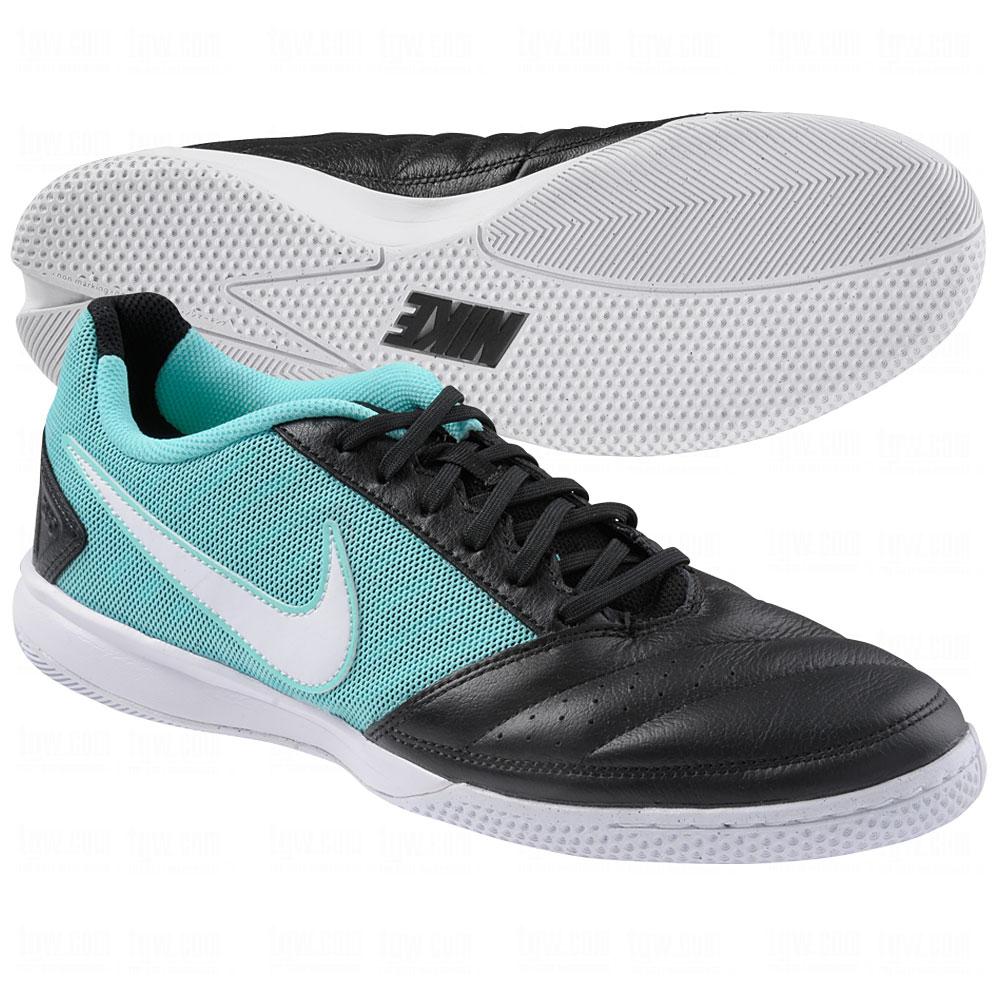 Nike Lunar Gato Ii Indoor Soccer Shoes Black