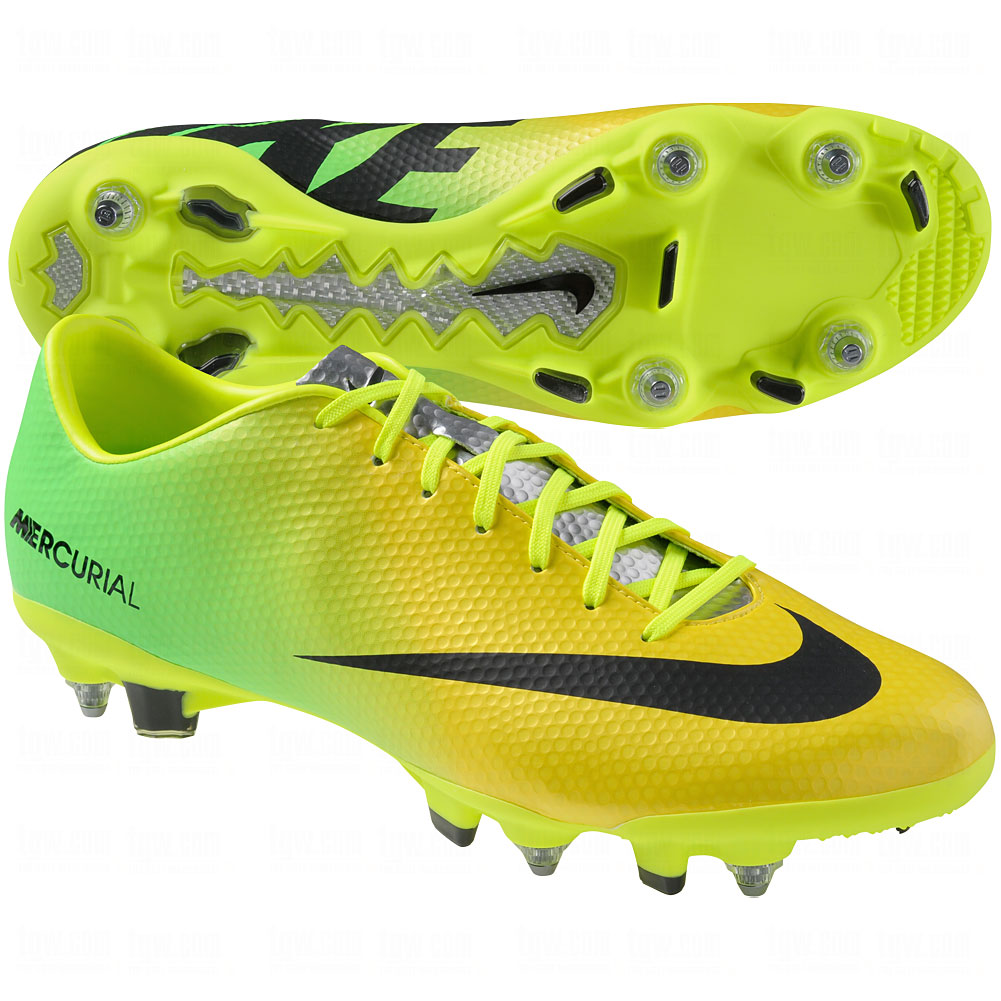 NIKE Mens Mercurial Veloce Soft Ground Pro Soccer Shoes ...