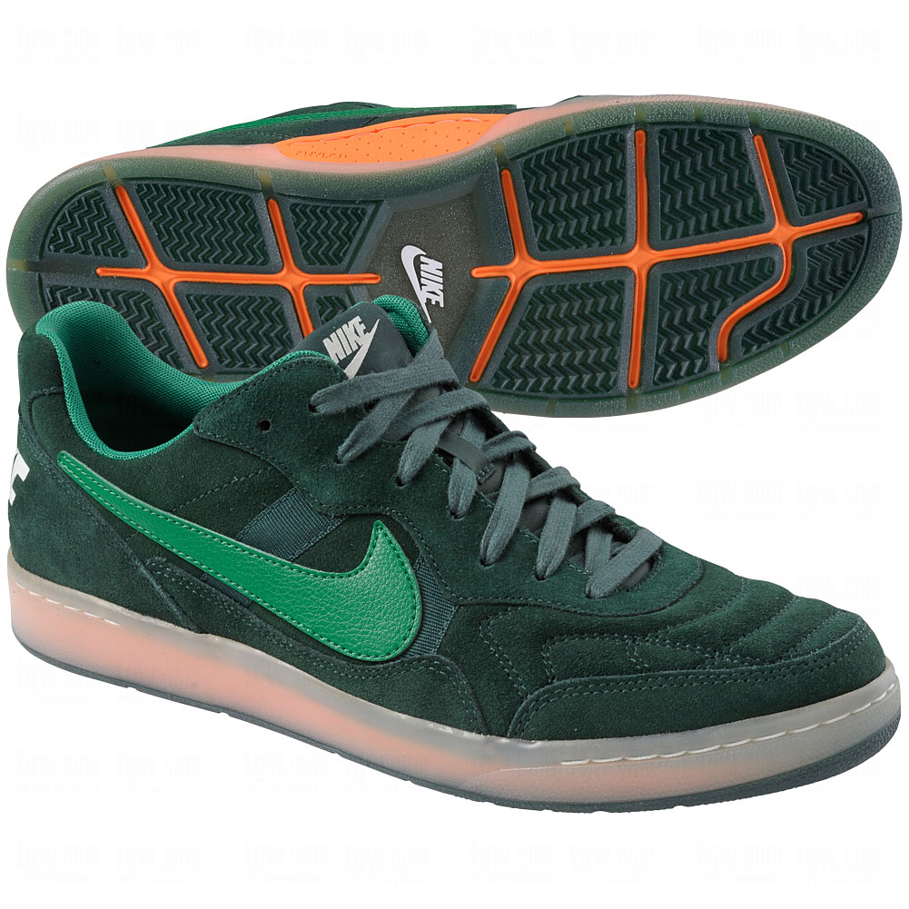 nike orange tiempo 94 nsw casual shoes