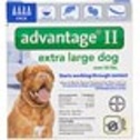 Advantage II Once-A-Month Topical Flea Treatment for Dogs & Puppies - Advantage Flea Control and Medication for Dogs - petco.com