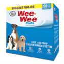 Wee-Wee Pads, 200 Count