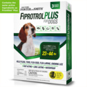Doctors Foster + Smith Fiprotrol Topical Flea & Tick Control For Dogs 23 to 44 lbs, 3 pack