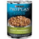 Pro Plan Focus Weight Management Canned Dog Food at PETCO