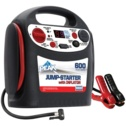 Peak Performance 600 Peak Amp Jump Start And Power Station With Inflator