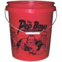 Encore Plastics 5 gallon Pep Boys private label bucket