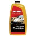 Mothers California Gold Carnauba Wash & Wax 05664