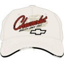 Chevrolet Chevrolet Quality Since 1911 Khaki hat