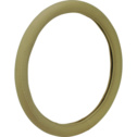 Bell Automotive Products Golf Grip Steering Wheel Cover - Tan