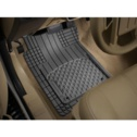 WeatherTech All-Vehicle Mats in Black