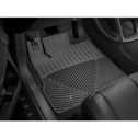 WeatherTech FRONT RUBBER MATS IN BLACK
