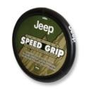 Plasticolor Jeep Speed Grip Steering Wheel Cover - Black/Multi