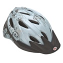 Bell Sports Bicycle Helmet Red Spears - Age 8+