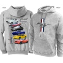 Ford Mustang Hooded Sweatshirt