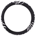 Pilot  Zebra Steering Wheel Cover