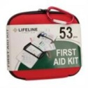 Lifeline First Aid 53 Piece Hard Shell First Aid Kit