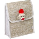 Bell Automotive Products Sock Monkey Litter Bag