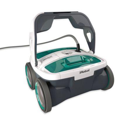 irobot® mirra 530 pool cleaning robot » bed bath & beyond video