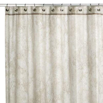Kenneth Cole Reaction Home Python Shower Curtain » Bed Bath ...