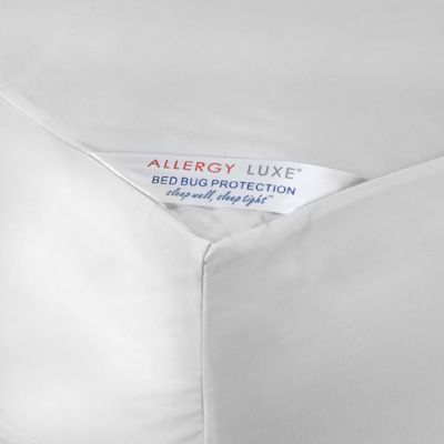 allergy luxe bed bug mattress protectors » mattress protectors