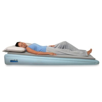 gravity 1st incline wedge mattress topper » bed bath & beyond video