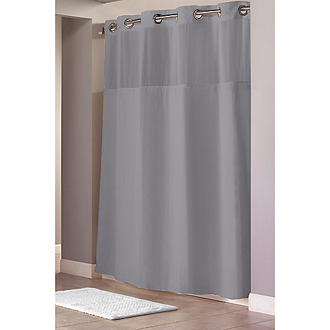 Curtains Ideas bed bath and beyond bathroom curtains : Hookless Shower Curtain » Bed Bath & Beyond Video