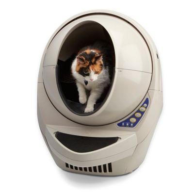 litter-robot open-air™ self-cleaning automatic cat litter box