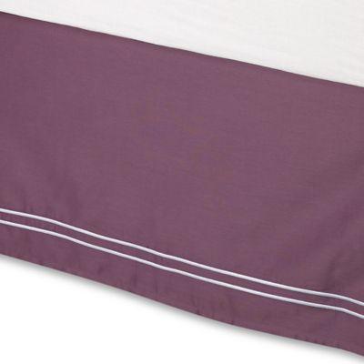 wamsutta baratta stitch mini comforter set » bed bath & beyond video