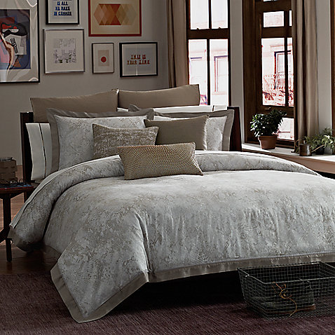 kenneth cole reaction home python comforter » bed bath & beyond video